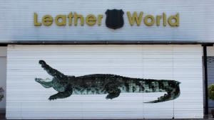 Магазин Leather World (Мир кожи) в Паттайе