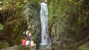 Водопад Банг Пэ (Bang Pae Waterfall) на Пхукете