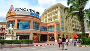 Торговый центр Jung Ceylon на Пхукете